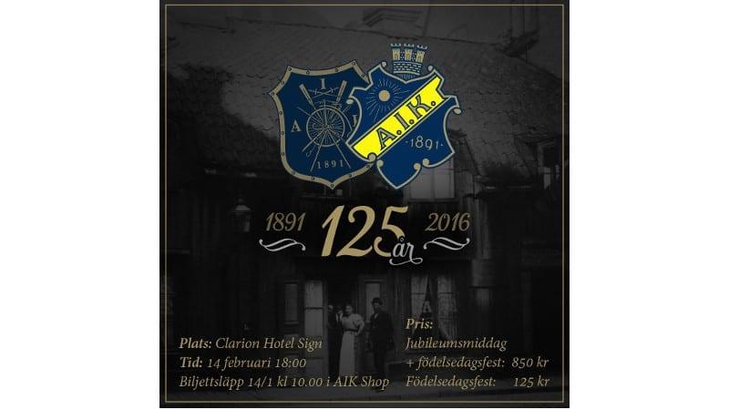 AIK 125 firande3