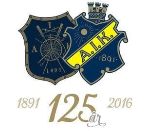 AIK 125 år