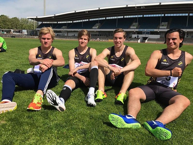 AIK Friidrott stafett-SM