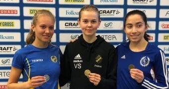 Vera Sjöberg, AIK Friidrott