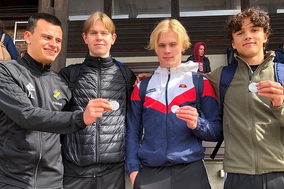 AIK Friidrott. Stafett-SM 2019