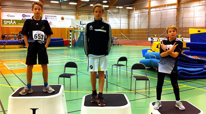 "AIK Friidrott, ""Första Chansen"""