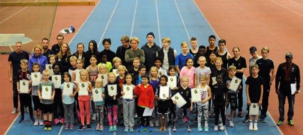 AIK Friidrott - klubbdagen 2017