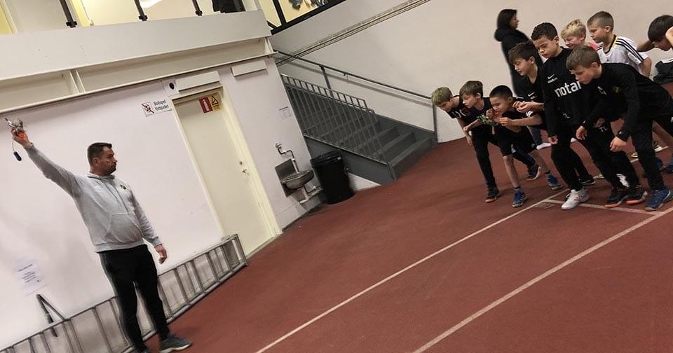 AIK Friidrott femkampen 2018