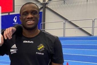 Desmond Rogo, AIK Friidrott